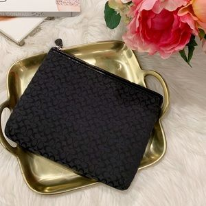 [Price Drop!]  Coach iPad Sleeve